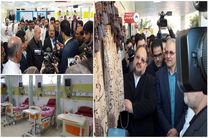طرح استانداردسازی اورژانس بیمارستان غرضی اصفهان اجرا و افتتاح شد