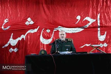 سردار سرلشگر رحیم صفوی مشاور و دستیار ارشد مقام معظم رهبری