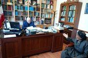 رسیدگی به درخواست های 30 نفر در ملاقات مردمی رئیس کل دادگستری کردستان