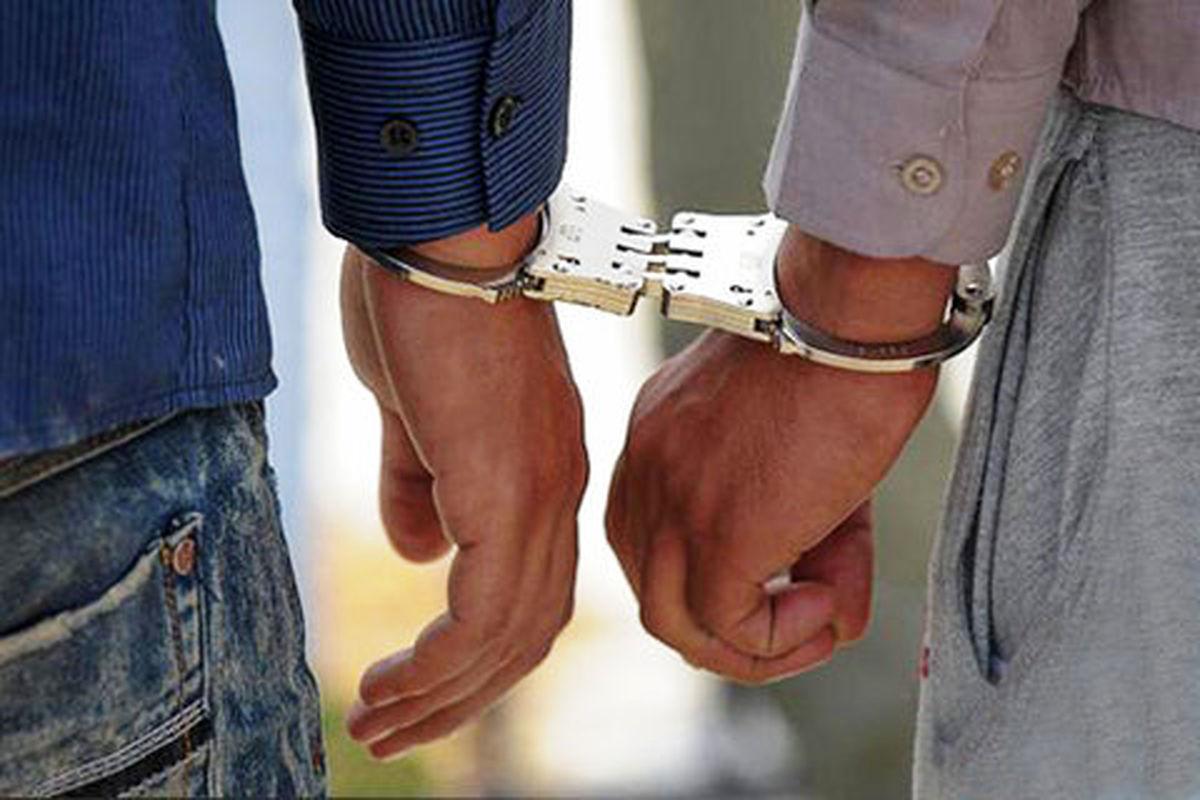 دستگیری باند قاچاقچیان مواد مخدر در کاشان / کشف 205 کیلو حشیش