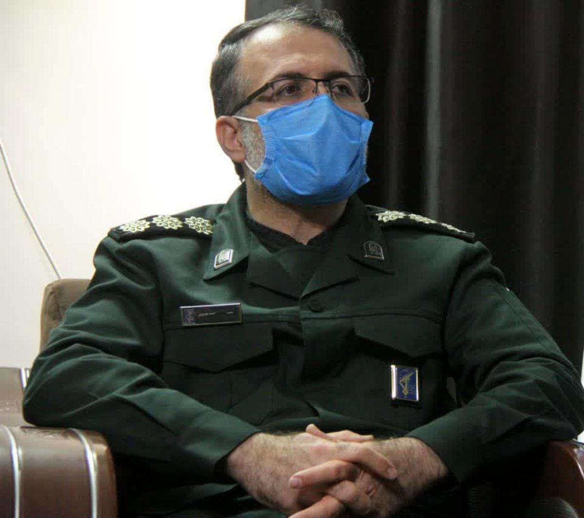 معاونت اجتماعی سپاه قم در ۴ محور اساسی بر مدار کاهش و کنترل آسیبهای اجتماعی حرکت میکند