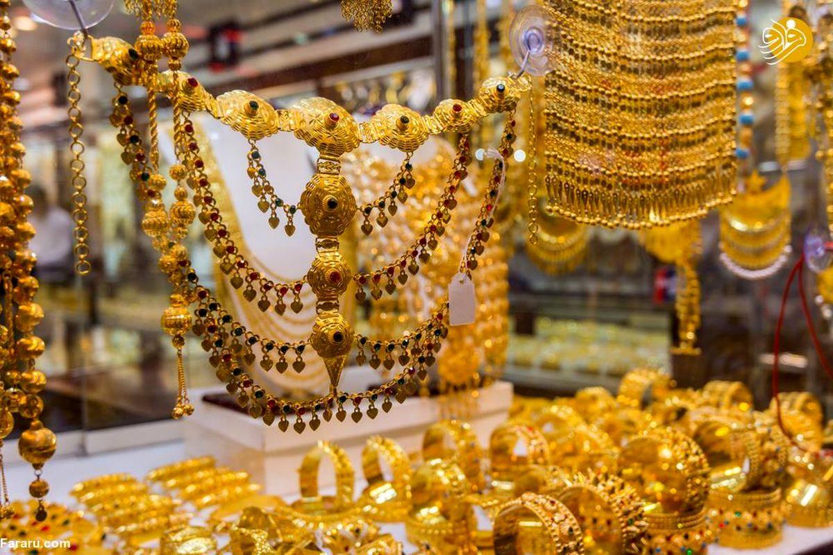 قیمت طلا  ۲۸ تیر ۱۴۰۰/ قیمت طلای دست دوم اعلام شد