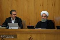روحانی خواستار تحقق منافع اقتصادی ایران از توافق برجام شد