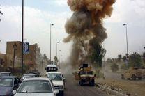 انفجار بمب در مسیر کاروان نظامیان آمریکایی در عراق