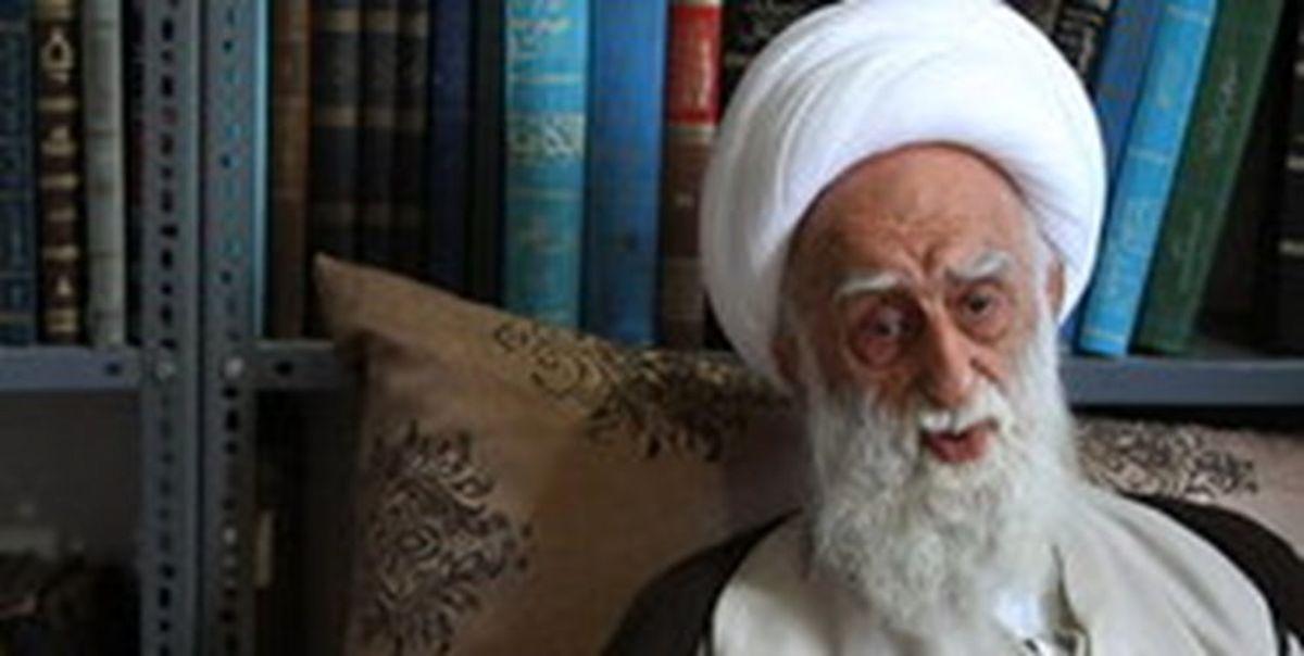 رئیس دفتر رهبر انقلاب جویای حال آیتالله نظری خادمالشریعه شد