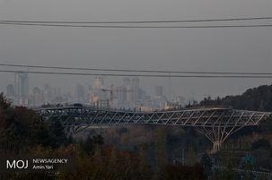کیفیت هوای تهران در 26 تیر ناسالم است