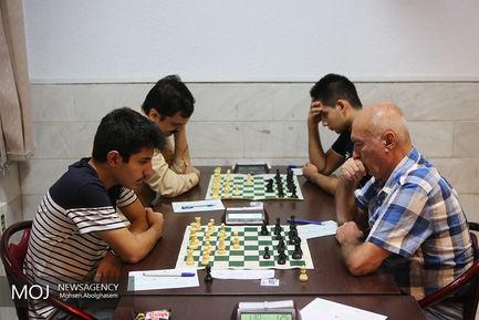 سومین دوره مسابقات شطرنج بین المللی جام پایتخت