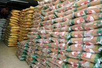 کشف 74 تن برنج احتکار شده در اصفهان / دستگیری یک نفر توسط نیروی انتظامی