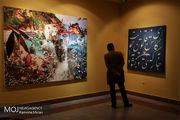 افتتاح نمایشگاه هنرهای تجسمی فجر