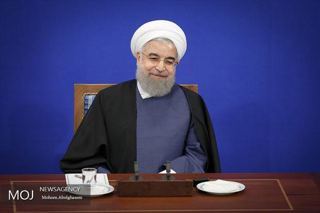 پیام تبریک شورای مرکزی بازیگران به حسن روحانی