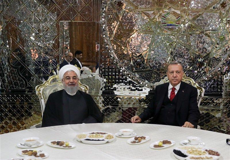 مخالفت ایران و ترکیه با تحریم و یکجانبه گرایی در روابط بین الملل