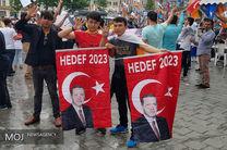 97 درصد آرا انتخابات ترکیه شمارش شد/ پیشتازی اردوغان در انتخابات ریاست جمهوری ترکیه