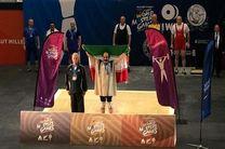 نخستین مدال طلای ایران در وزنه برداری المپیک پیشکسوتان