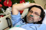 رضا ایرانمنش تحت مراقبتهای ویژه در بیمارستان بستری است