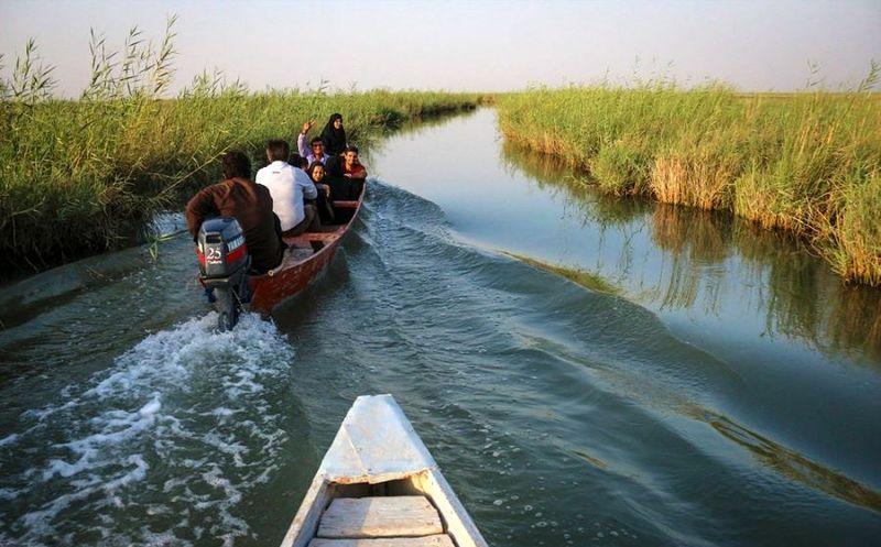 راهکار کلیدی رفع مشکلات روستاهای شادگان استفاده از ظرفیت های گردشگری است