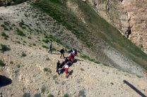 اعزام 8 تیم امدادی برای یافتن جوان مفقود شده به کوه های دنا
