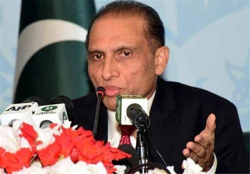 واشنگتن باید از توهین به پاکستان و اتهامزنی به آن خودداری کند