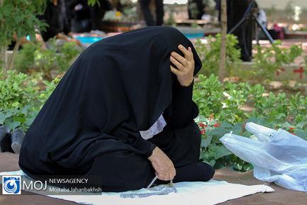 عزاداری ظهر عاشورای حسینی در چهار باغ اصفهان