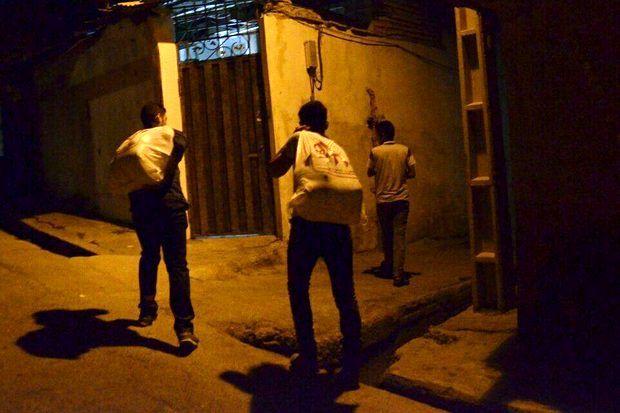 ۱۵۰ کیسه مواد غذایی بین نیازمندان گلستانی توزیع شد