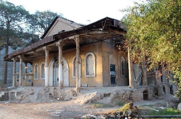 خانه فخرالدوله در کهریزک بازسازی می شود
