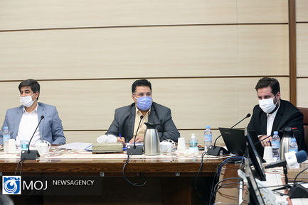 جلسه رفع موانع و پشتیبانی از تولید با حضور وزیر صمت