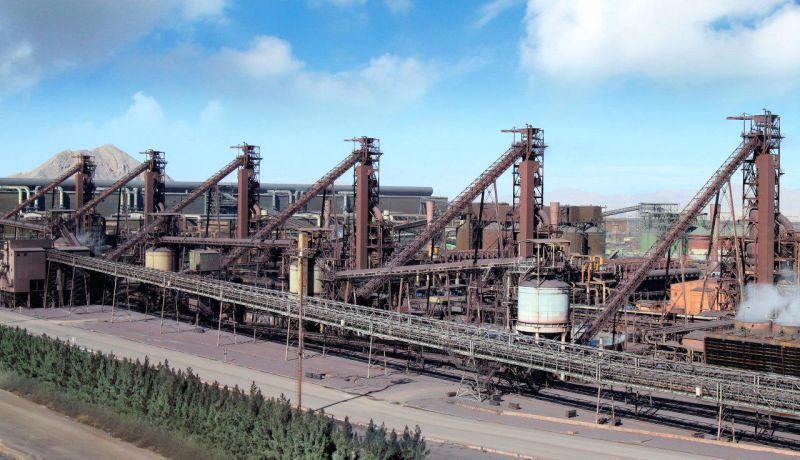 تولید بیش از 43 درصد آهن اسفنجی کشور در گروه فولاد مبارکه