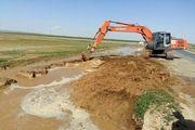 ثبت 348کیلومتر حریم رودخانه فصلی یزد در سامانه حدنگار کاداستر