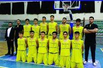 میزبان رقابت های بسکتبال لیگ جوانان باشگاه های کشور