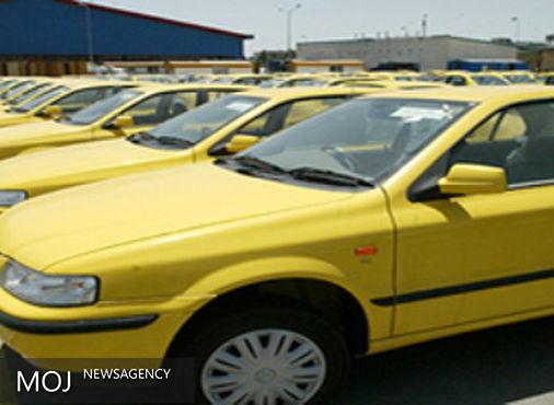 نوسازی تاکسیهای تهران از مرز ۳۰۰۰ دستگاه گذشت
