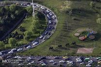وضعیت ترافیکی بزرگراههای تهران در 22 اردیبهشت