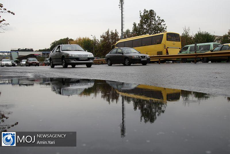 اخطاریه هواشناسی درباره تشدید بارش باران در کشور