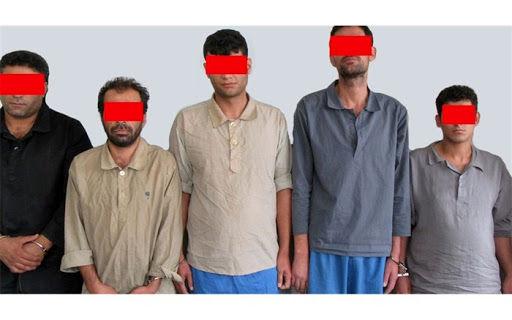 کشف 100 کیلو مواد مخدر در اصفهان / دستگیری 6 سوداگر مرگ
