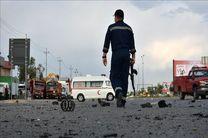 حمله تروریستی داعش علیه نیروهای عراقی در استان نینوا