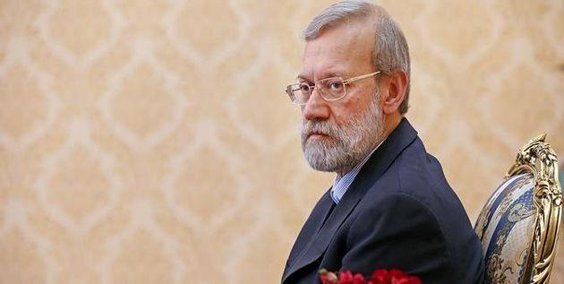 دکتر لاریجانی وارد فرودگاه مهرآباد شد