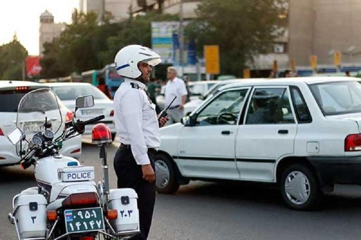 ترافیک سنگین در برخی از بزرگراه های تهران