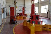 تولید بیش از 21 گیگاوات برق در نیروگاه برق آبی مغان