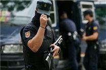 اسپانیا از فروپاشی یک شبکه تروریستی خبر داد