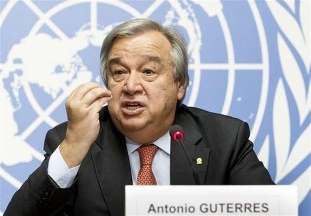 دبیرکل سازمان ملل خواستار گفت و گوی ملی فوری در ونزوئلا شد