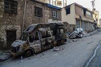 انفجار در شهر تونجلی ترکیه ۹ زخمی برجا گذاشت