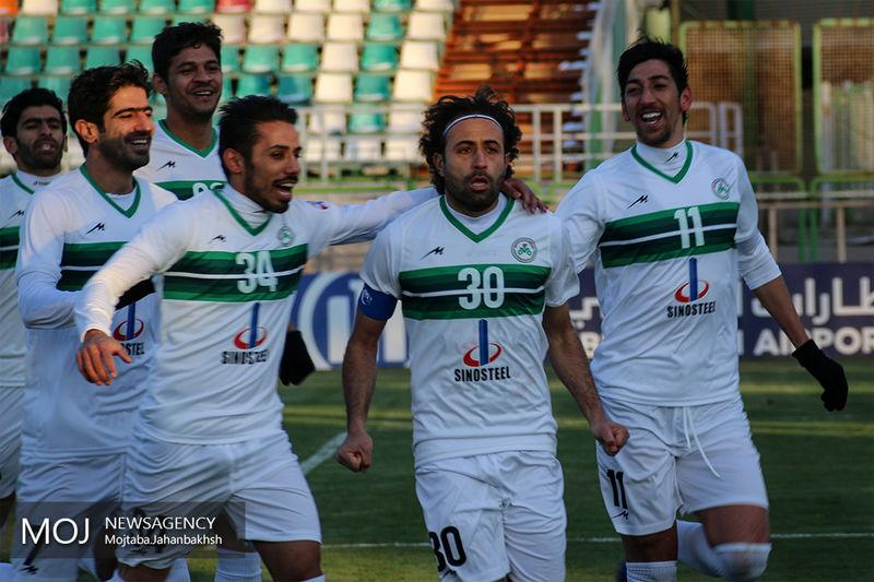 نتیجه بازی ذوب آهن و الوحده امارات/ پیروزی مقتدرانه شاگردان قلعه نویی