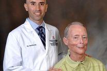 فک سه بعدی روی صورت یک بیمار سرطانی قرار گرفت