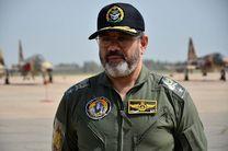 تاکید فرمانده نیروی هوایی ارتش بر افزایش توان عملیاتی