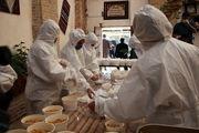 توزیع ۷۰ هزار پرس غذای گرم در میان نیازمندان کرمانشاه