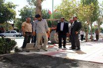 پیاده روهای استاندارد موجب بسیاری از تعاملات مثبت بین شهروندان می شود