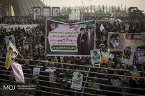 مسیرهای دهگانه راهپیمایی 22 بهمن تهران اعلام شد/سخنران های مراکز استان ها از تهران انتخاب شدند
