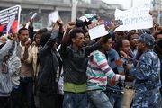 اعتراضات مردمی در اتیوپی شش کشته برجا گذاشت