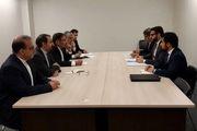 مشاور امنیت ملی رییسجمهور افغانستان با شمخانی دیدار کرد