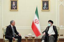 باید برای توسعه همه جانبه حجم تعاملات ایران و روسیه گام های اساسی برداشته شود