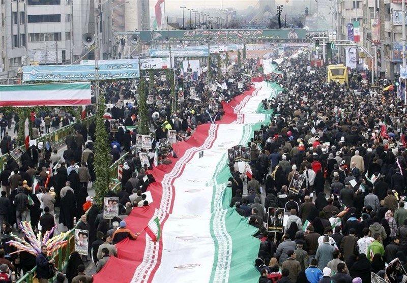 مسیر راهپیمایی 22بهمن مشهد اعلام شد