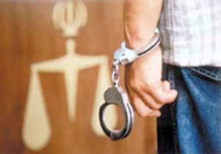 دستگیری باند سه نفره سارقان به عنف در میناب